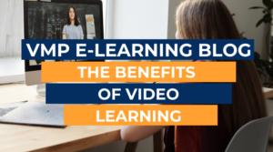 Video eLearning VMP eLearning blog thumbnail