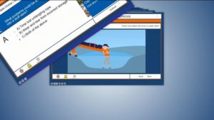 PBSA SES interactive eLearning solution