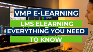 lms elearning blog text with computer image