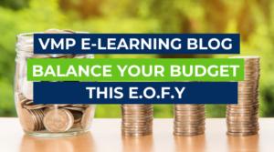 VMP eLearning Blog EOFY digital Learning Solutions Thumbnail