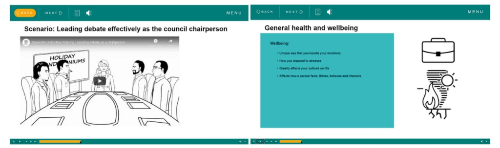 QDLGRMA Councillor Compliance online induction elearning course