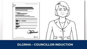 DLGRMA Councillor Induction eLearning course VMP