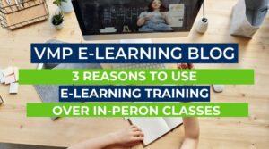 e-learning training